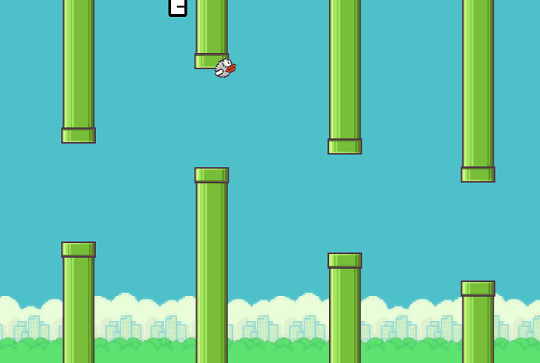 FlappyBird.Space