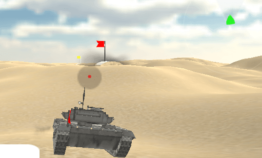 Tanks Battlefield: D