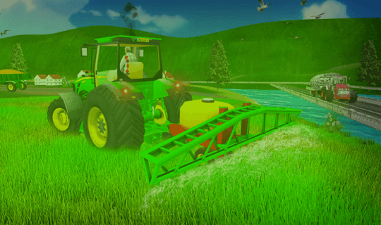 Farmer Simulator 201