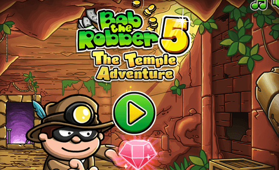 Bob The Robber 5 Temple Advent