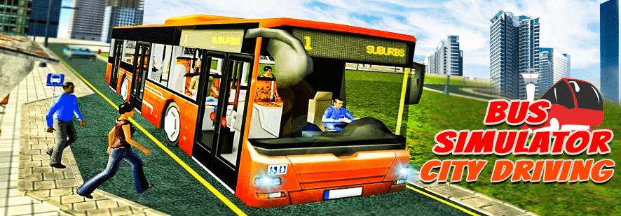 Bus Simulator City Driving