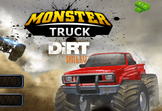 Monster Truck Dirt R