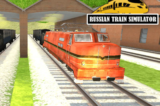 Russian Train Simula