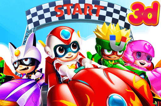 Cartoon Racing 3D