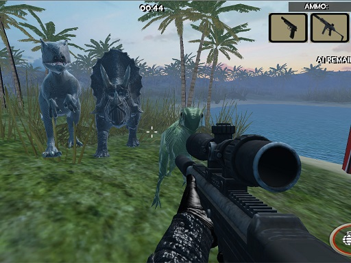 Dinosaurs Jurassic Survival Wo