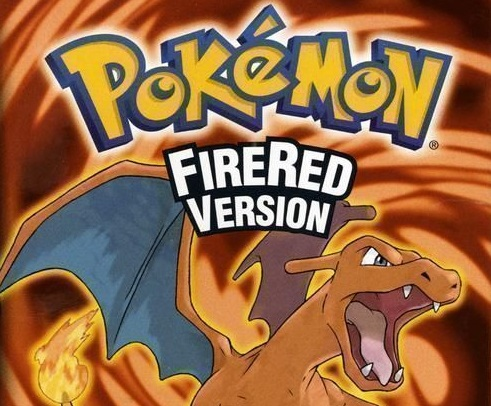 Pokemon Fire Red Ver