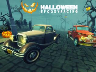 Halloween Spooky Rac