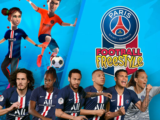 PSG Football Freesty