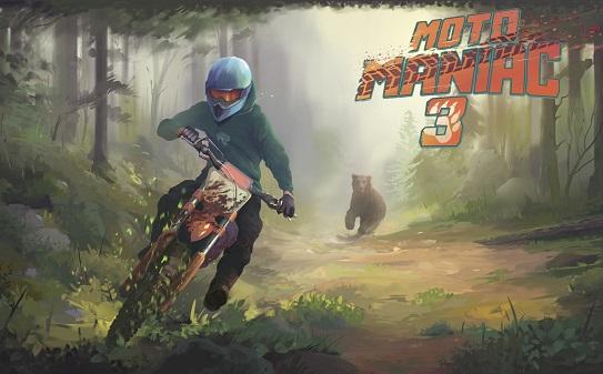 Moto Maniac 3