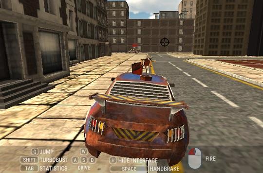 Battle Cars 3D