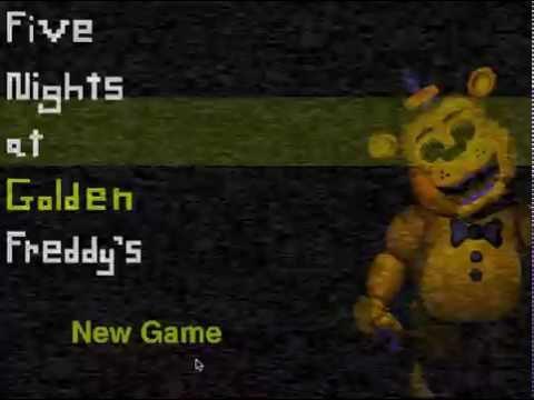 Five Nights at Golde
