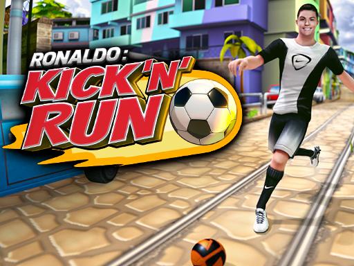 Cristiano Ronaldo: K