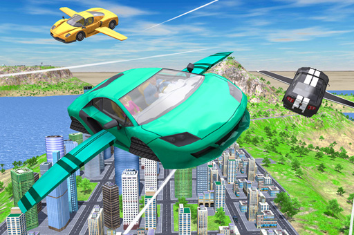 Flying Car Extreme S