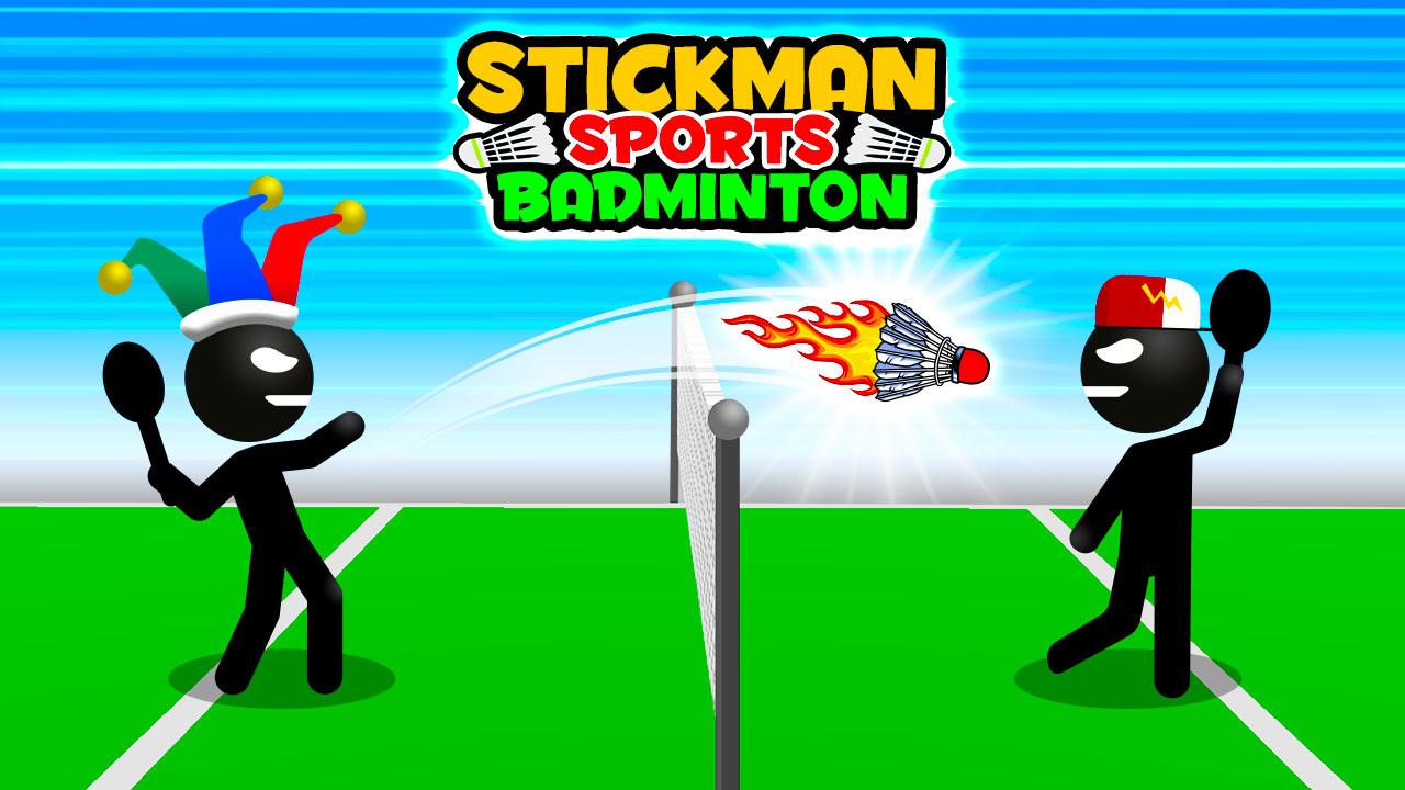 Stickman Sports Badm