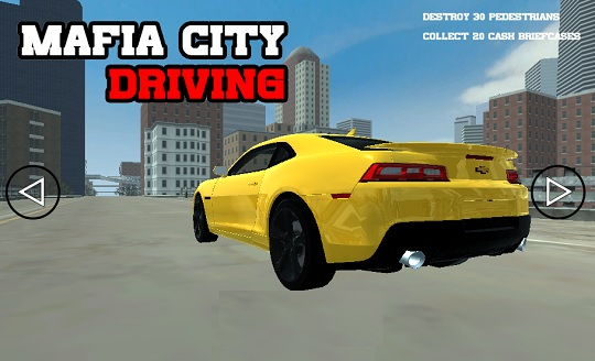 Mafia City Driving