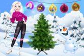 Frozen Christmas: Extreme Hous