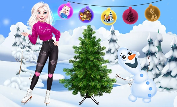 Frozen Christmas: Ex