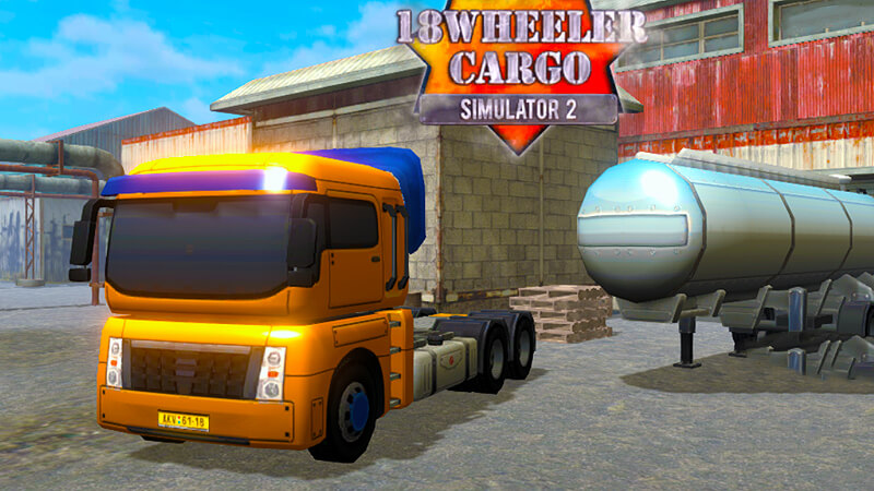 18 Wheeler Cargo Sim