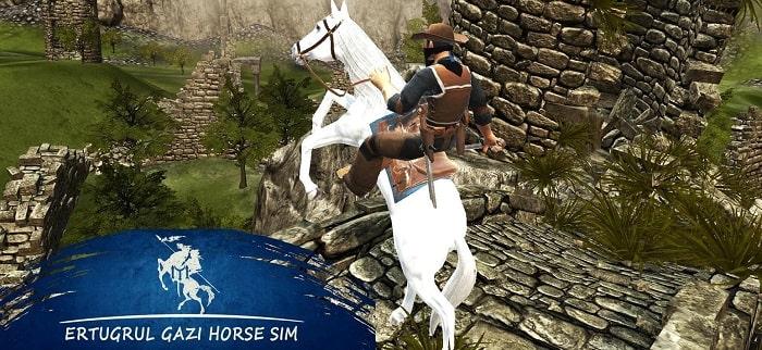 Ertugrul Gazi Horse Sim Banner