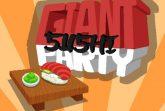 Giant Sushi Party