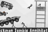 Stickman Zombie Annihilation