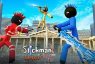 Stickman Police VS Gangsters S